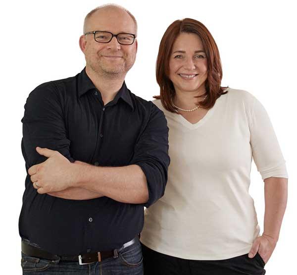 Oliver Ecke und Barbara Ecke Coaching Stuttgart