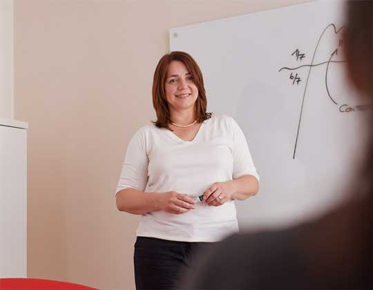 Barbara Ecke Coaching Stuttgart