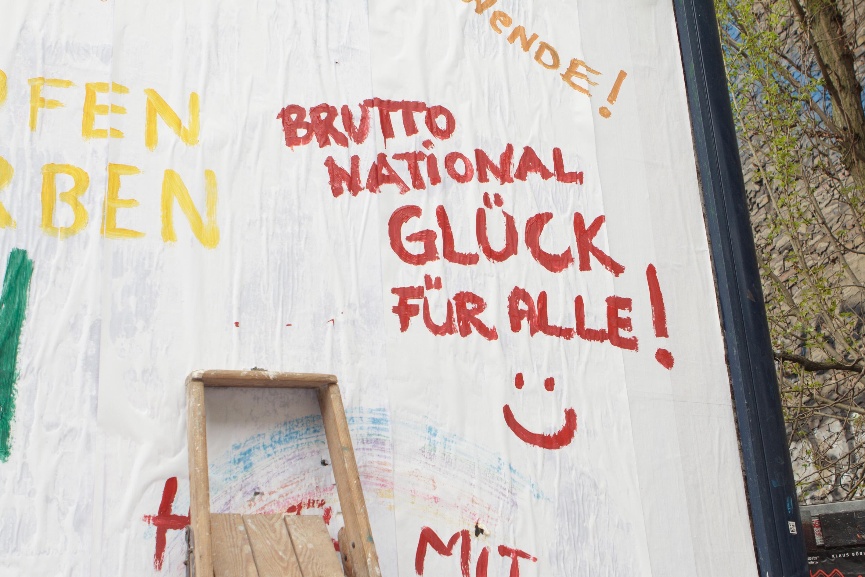 Bruttonationalglück in Deutschland