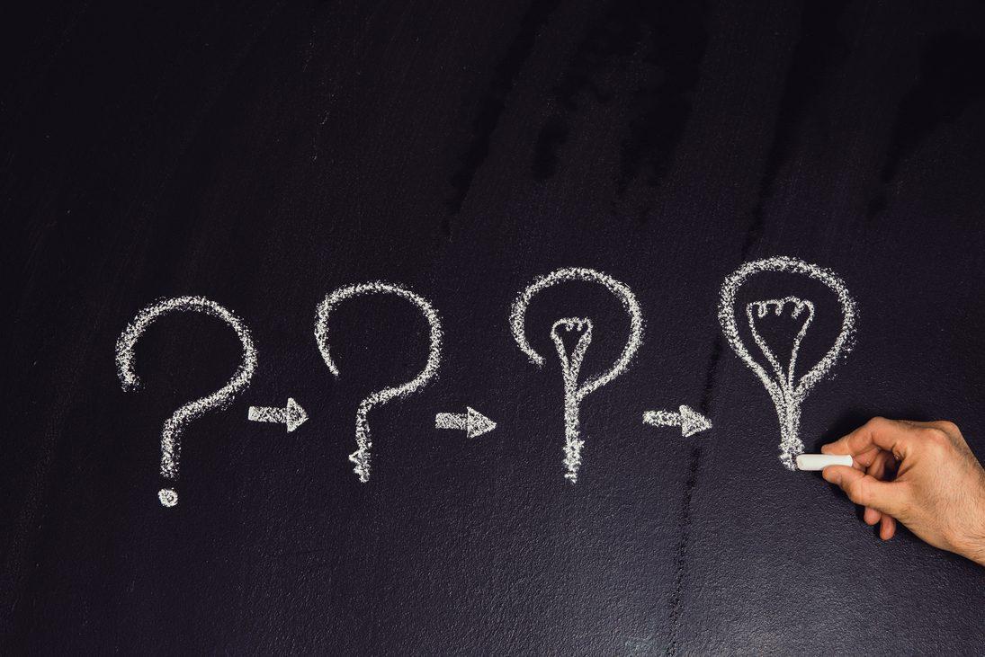 Life-Coaching: Reflexion und Erkenntnisse durch richtige Fragen